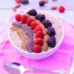 Berry Quinoa Breakfast Bowl
