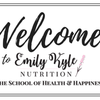 Welcome to Emily Kyle Nutrition