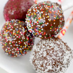 Date Pops – The Healthy Cake Pops