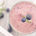 Wild Blueberry & Lavender Smoothie