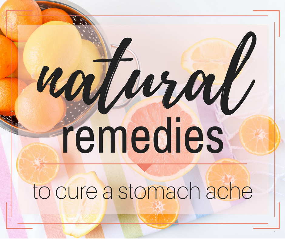 Do you reach for an over-the-counter medication when you have an upset stomach? Try some of these natural remedies for combating a stomach ache first, your body will thank you later!