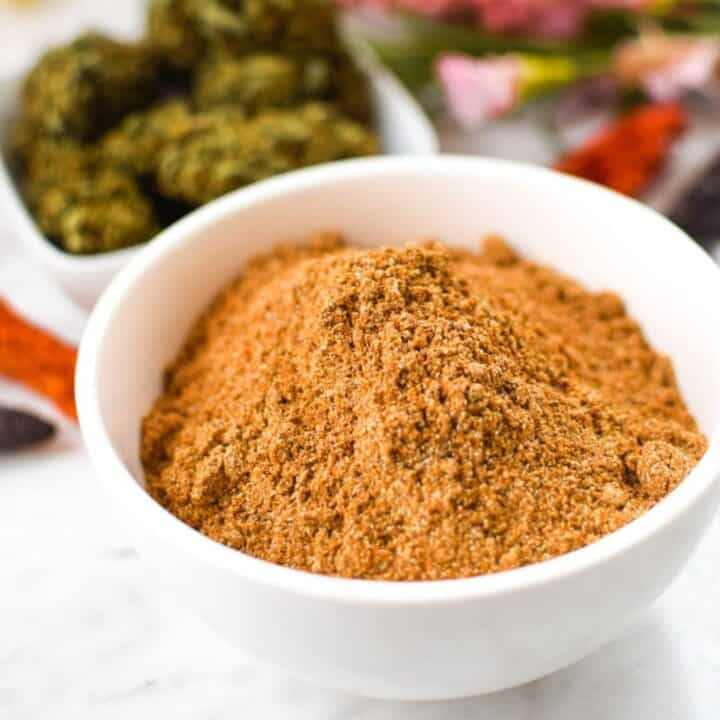 Cannabis Taco Seasoning