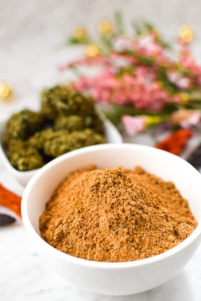 Cannabis Taco Seasoning by Emily Kyle Nutrition