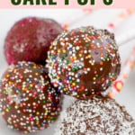 Healthy Cake Pops