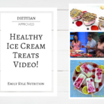 Healthy Ice Cream Treats – Video!