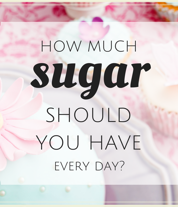 How Much Sugar Should I Have?