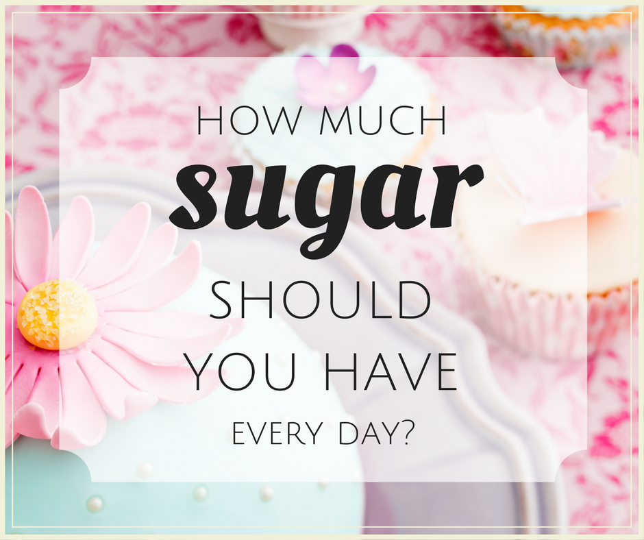 How Much Sugar Should I Have? » Emily Kyle Nutrition