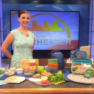 Healthy Back to School Lunches by Emily Kyle Nutrition