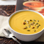 Turmeric & Coconut Roasted Butternut Squash Bisque