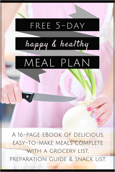 Download Your Free Meal Plan!