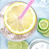 Citrus Chia Fresca Rehydration Drink