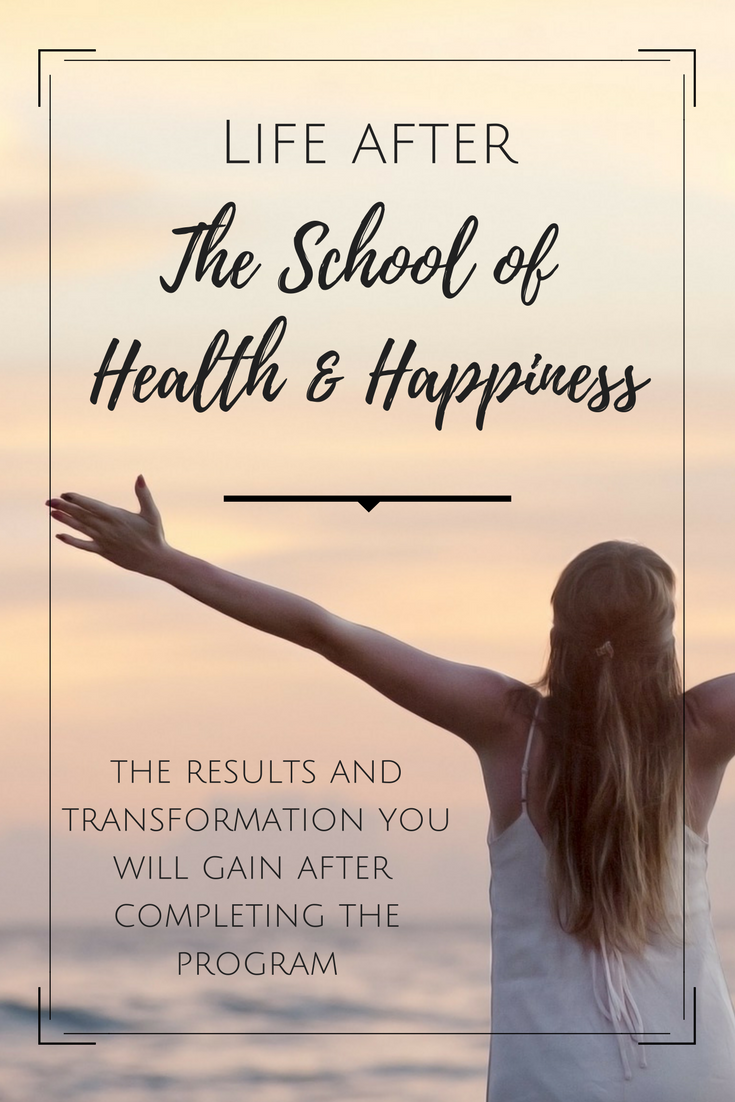 Life After The School of Health & Happiness