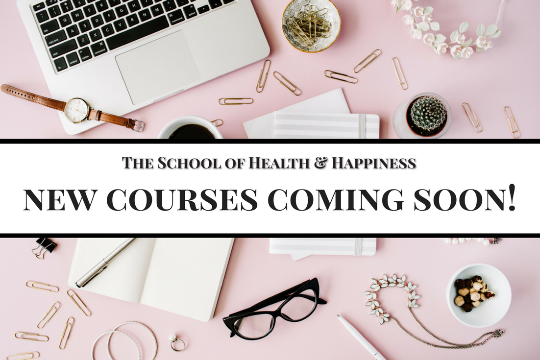 The School of Health & Happiness