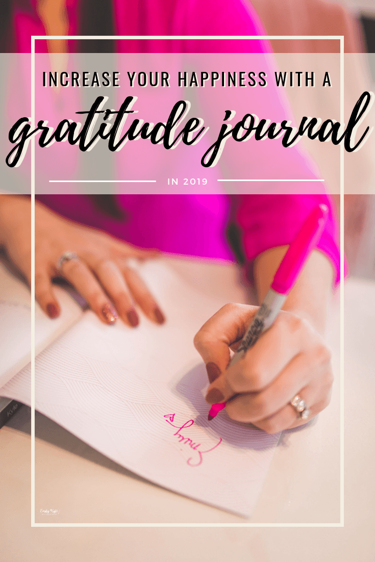 How to Start a Gratitude Journal in Just Four Simple Steps by Emily Kyle Nutrition