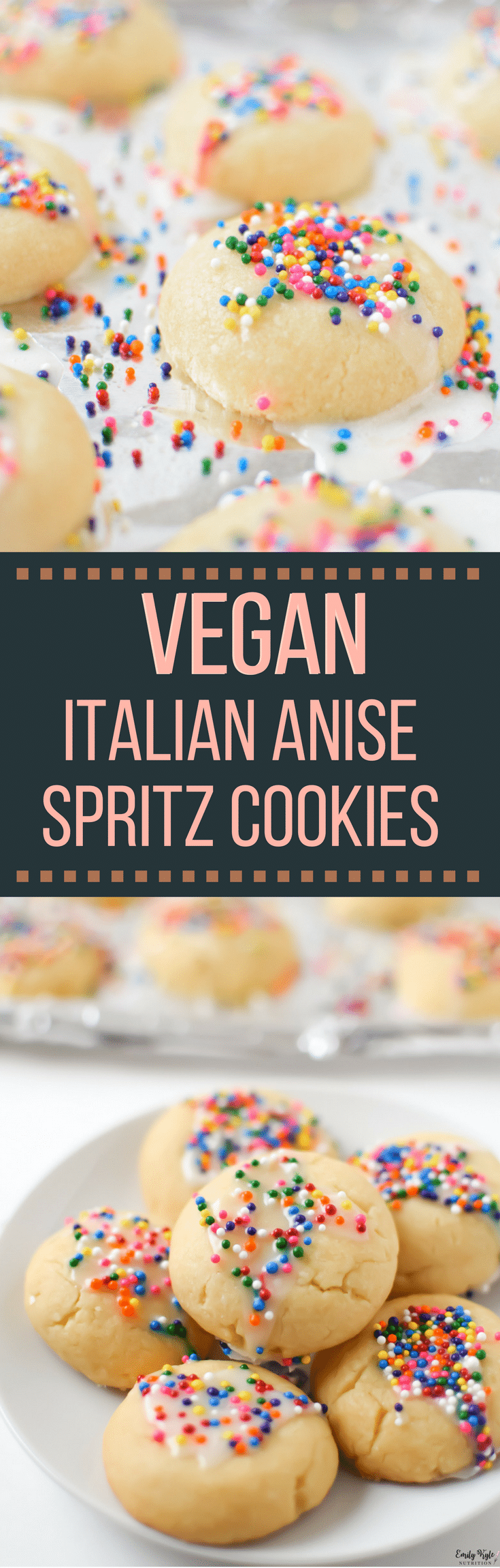 This beloved Italian Classic Anise Cookie recipe from Grandma Nancy has been updated to be plant-based, vegan version of this soft cookie that tastes just as buttery and delicious as the original.