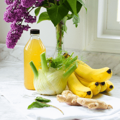 5 Natural Remedies to Help Cure a Stomach Ache