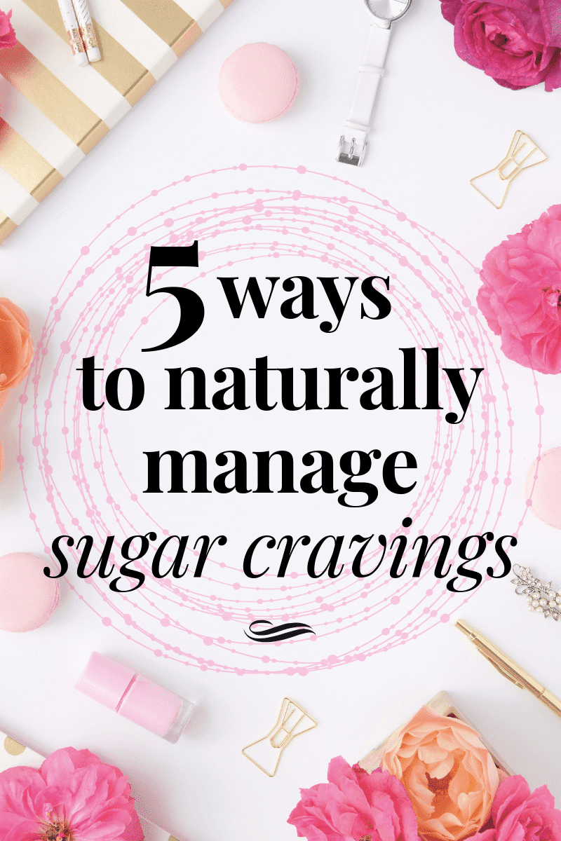 If you have a bad habit of reaching for sugar even when you're not hungry, these 5 Ways to Naturally Manage Sugar Cravings will help.