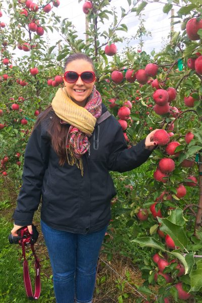 New York Apples: From Farm to Table by Emily Kyle Nutrition