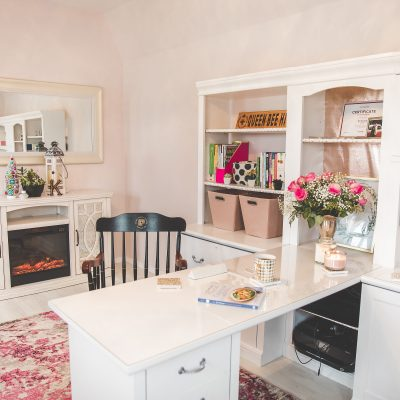Work From Home in Your Dream She Shed Office