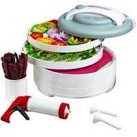 Express Food Dehydrator with Jerky Gun