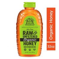 Pure Raw & Unfiltered Organic Honey
