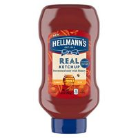 Hellmann's Real Ketchup, Sweetened Only with Honey, Family Size, 32 Ounce Bottle