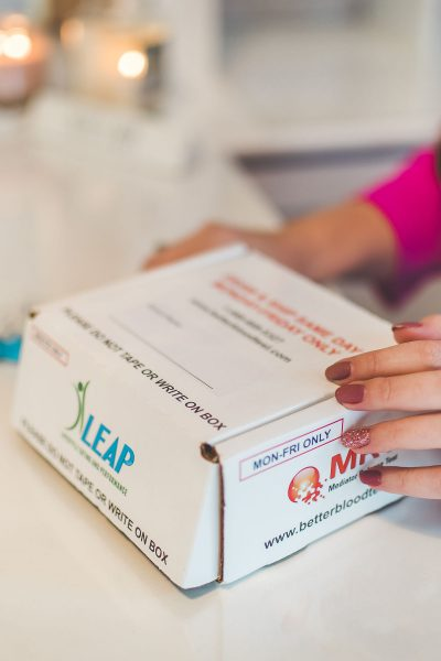 What is LEAP & the MRT Food Sensitivity Test by Emily Kyle Nutrition