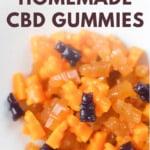 Homemade CBD Gummies