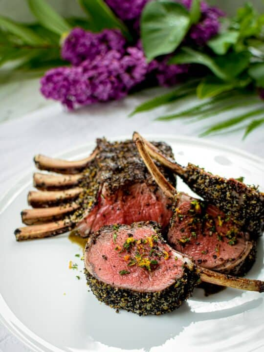 How to Cook Rack of Lamb by Emily Kyle