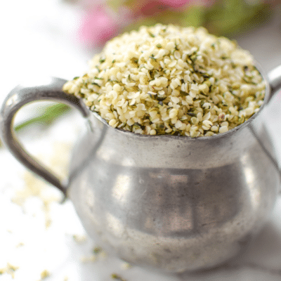 Healthy Hemp Seed Recipes