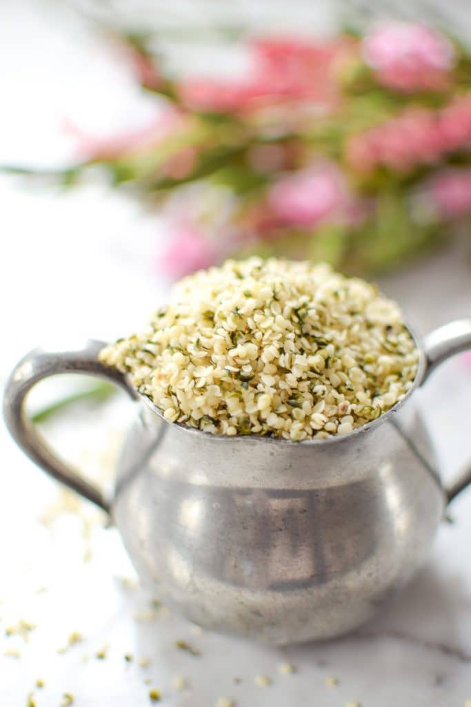 Healthy Hemp Seed Recipes