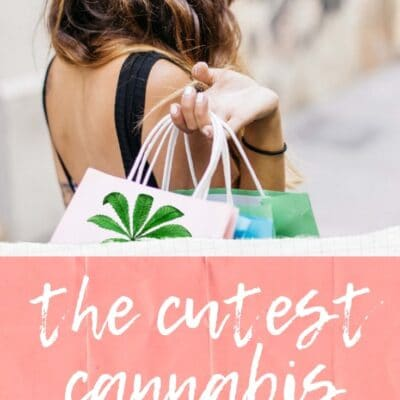 The Cutest Cannabis Clothing Gift Guide for Her