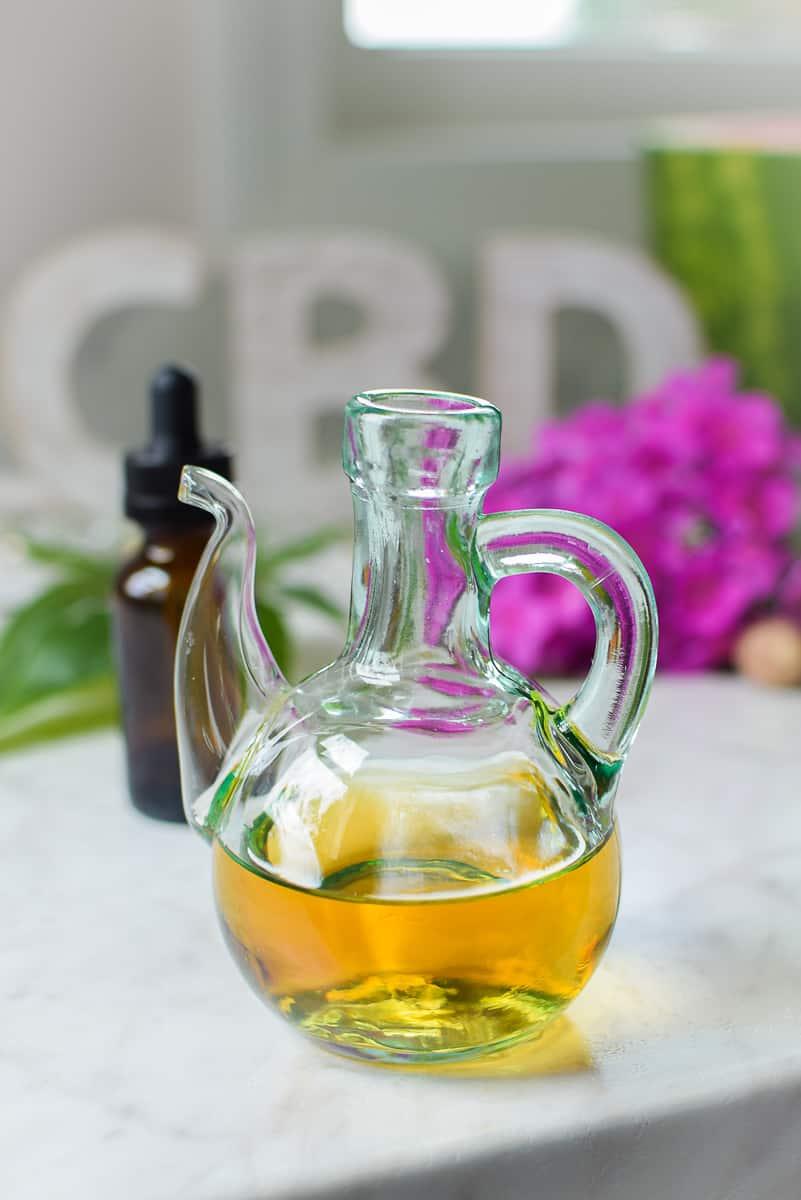 Is There CBD in Hemp Oil?