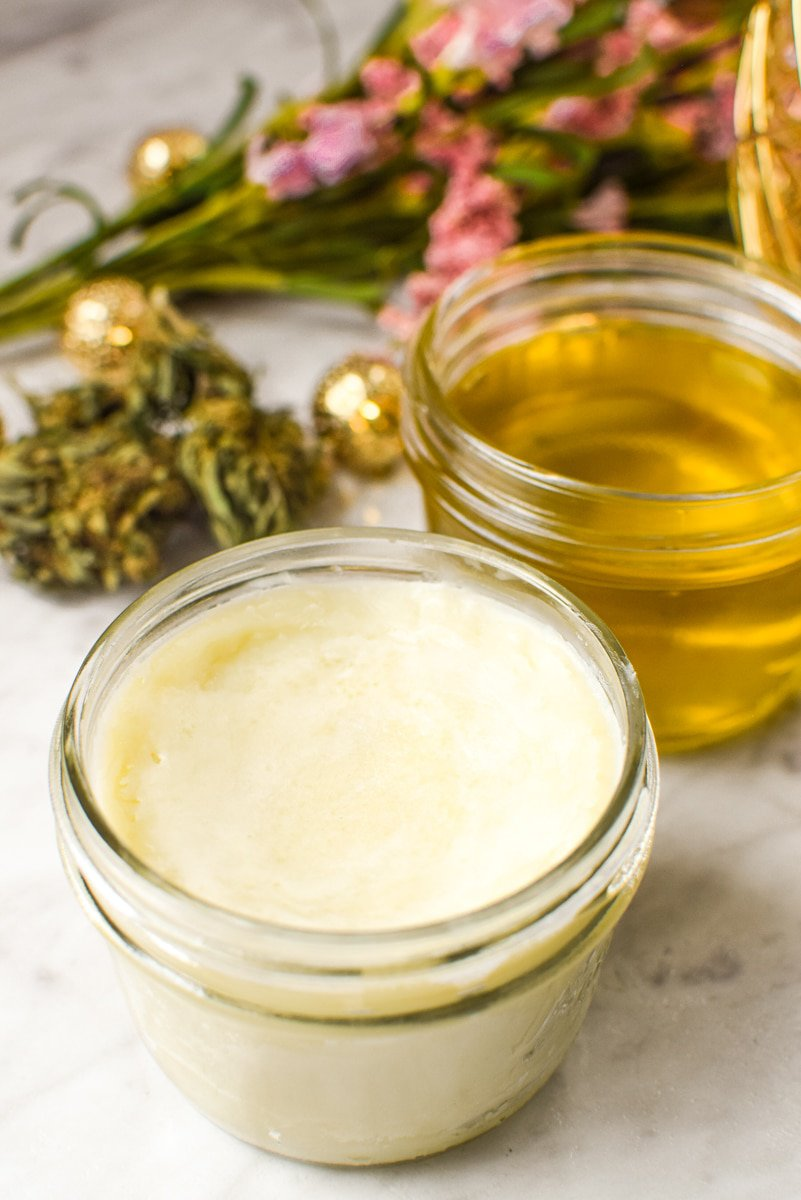 Cannabis Coconut Oil Solid