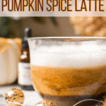 Cannabis Pumpkin Spice Latte