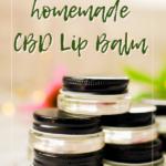 Cannabis CBD Lip Balm Emily Kyle