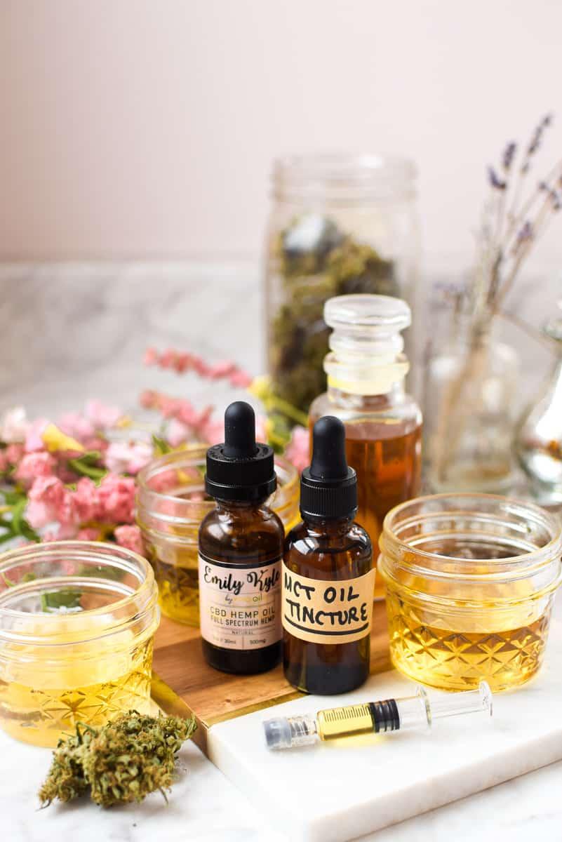 Understanding Different Types of Cannabis Oils