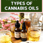 Different Type of Cannabis Oils