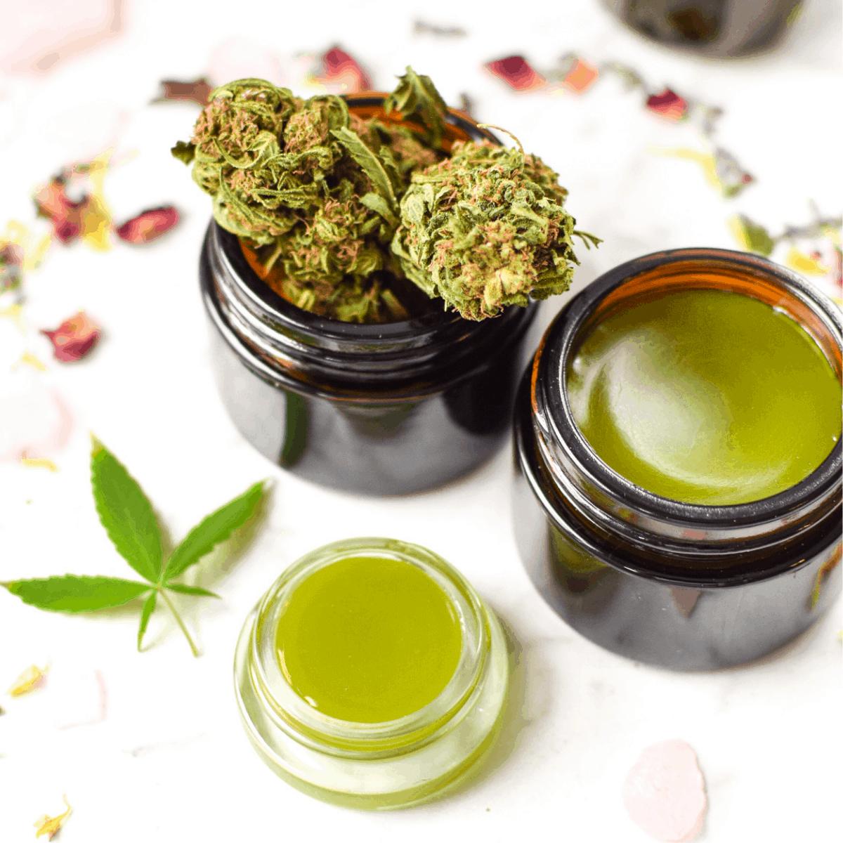 Make Your Own Cannabis Salve