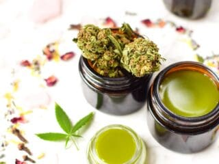 Cannabis Salve
