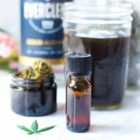 Cannabis Tincture by Emily Kyle Nutrition