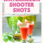 Cannabis watermelon shooter shots