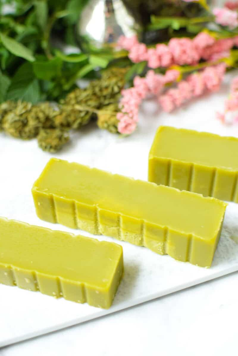Sticks of Cannabis Butter