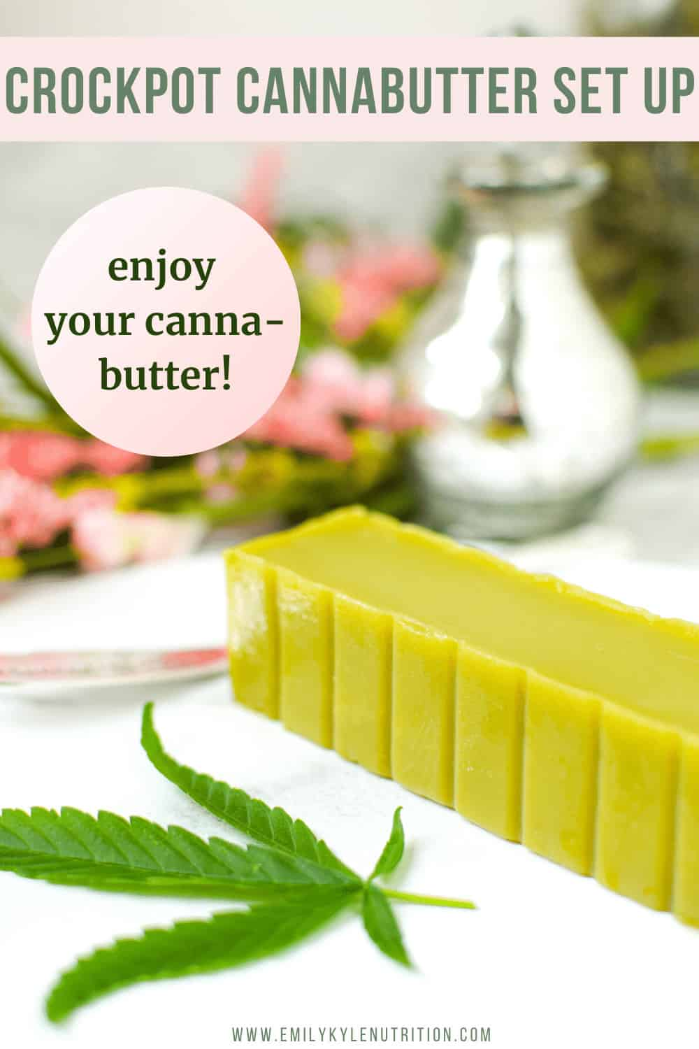 Enjoy Your Crockpot Cannabutter