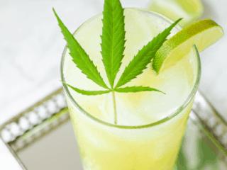 Cannabis Energy Drink