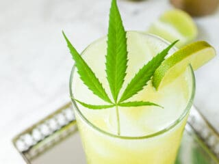 All-Natural Cannabis Energy Drink