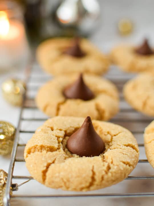 Cannabis Peanut Butter Blossoms Emily Kyle