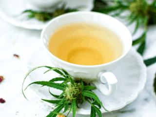 Cannabis Herbal Tea Emily Kyle Featured