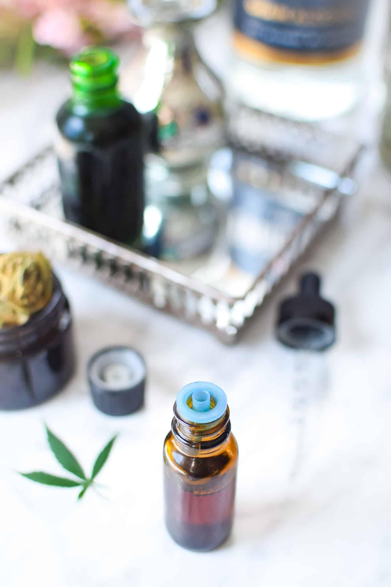 QWET Cannabis Tincture