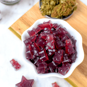 Cannabis Gummies with Tincture